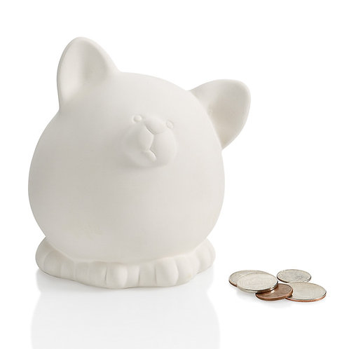 Pudgy Cat Bank