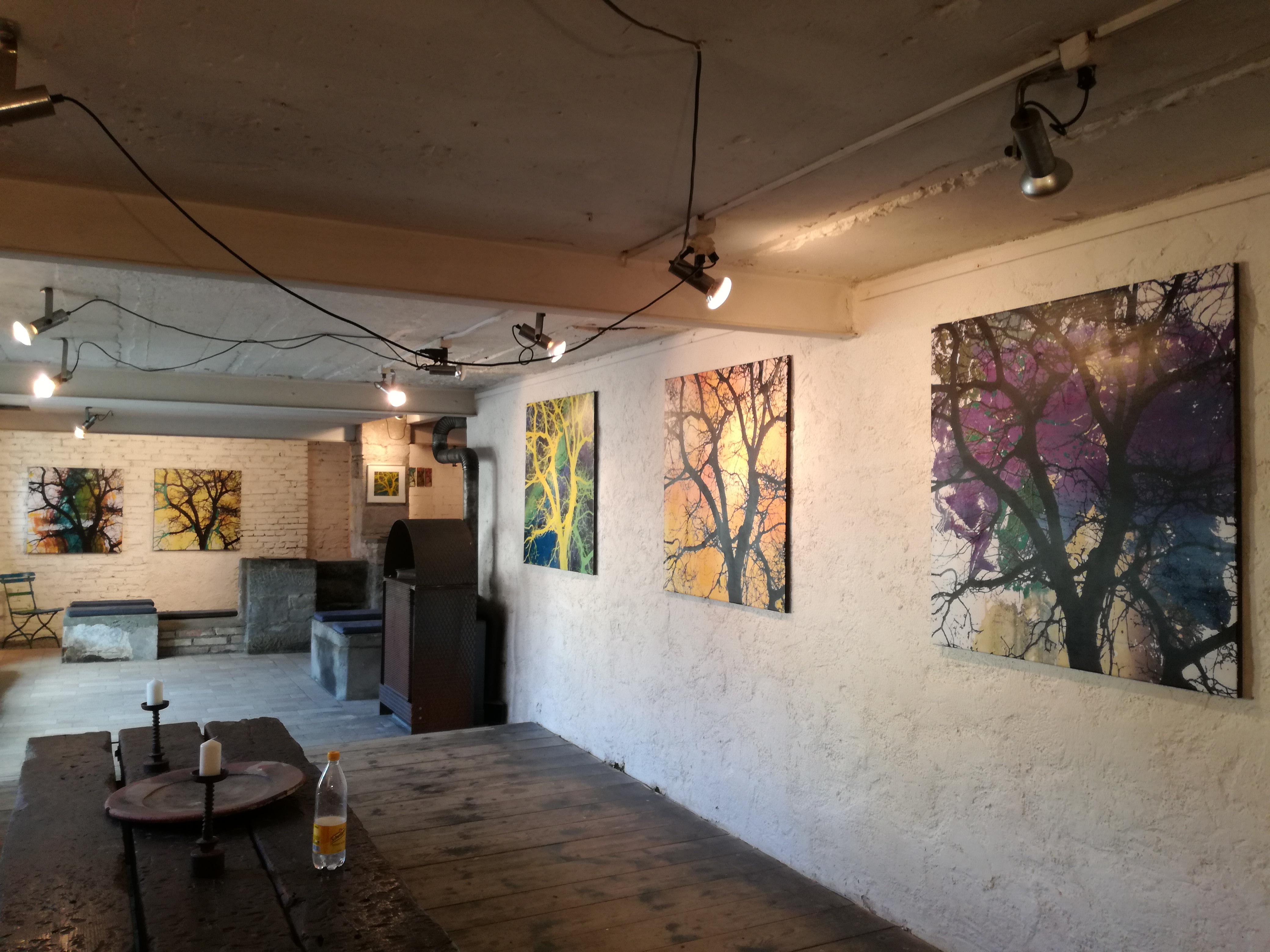 """Ausstellung """"Der Baum"""""""