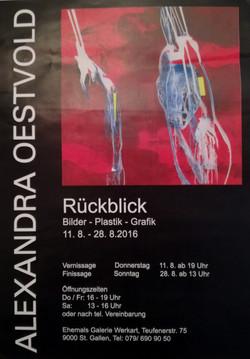 Galerie Werkart, 2016