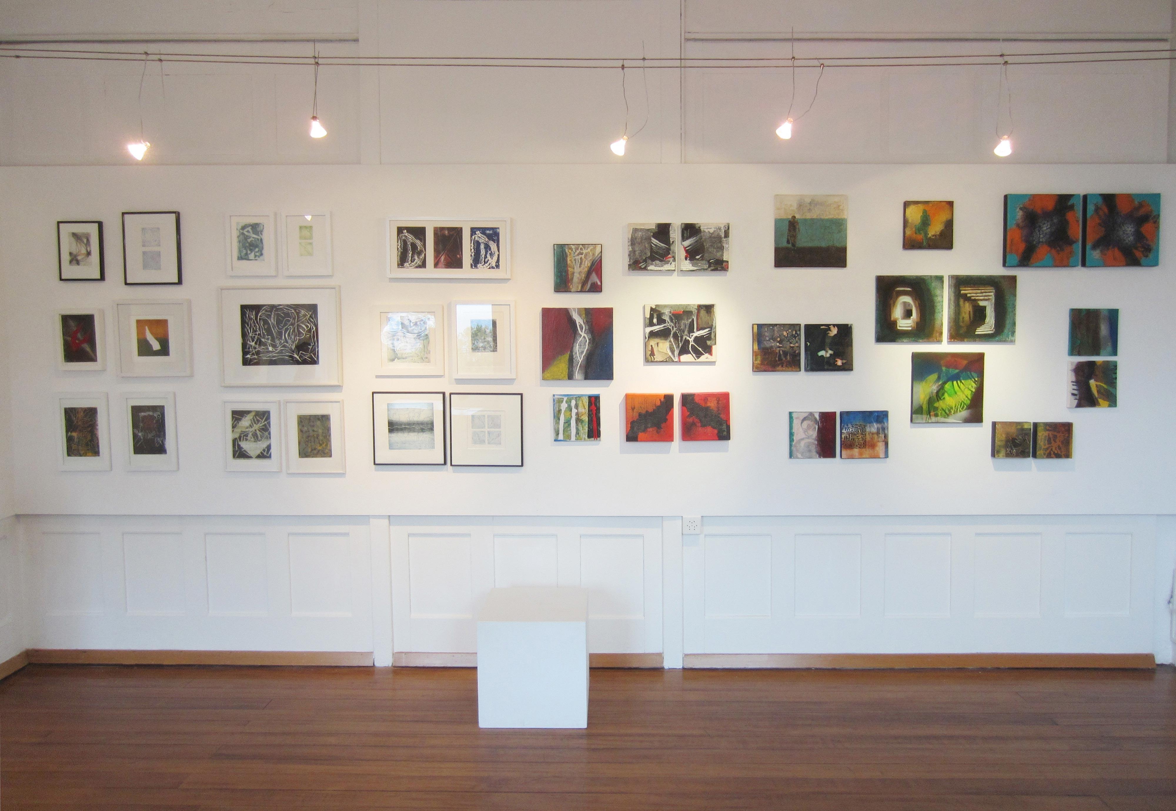 """Ausstellung """"Rückblick"""" 2016"""