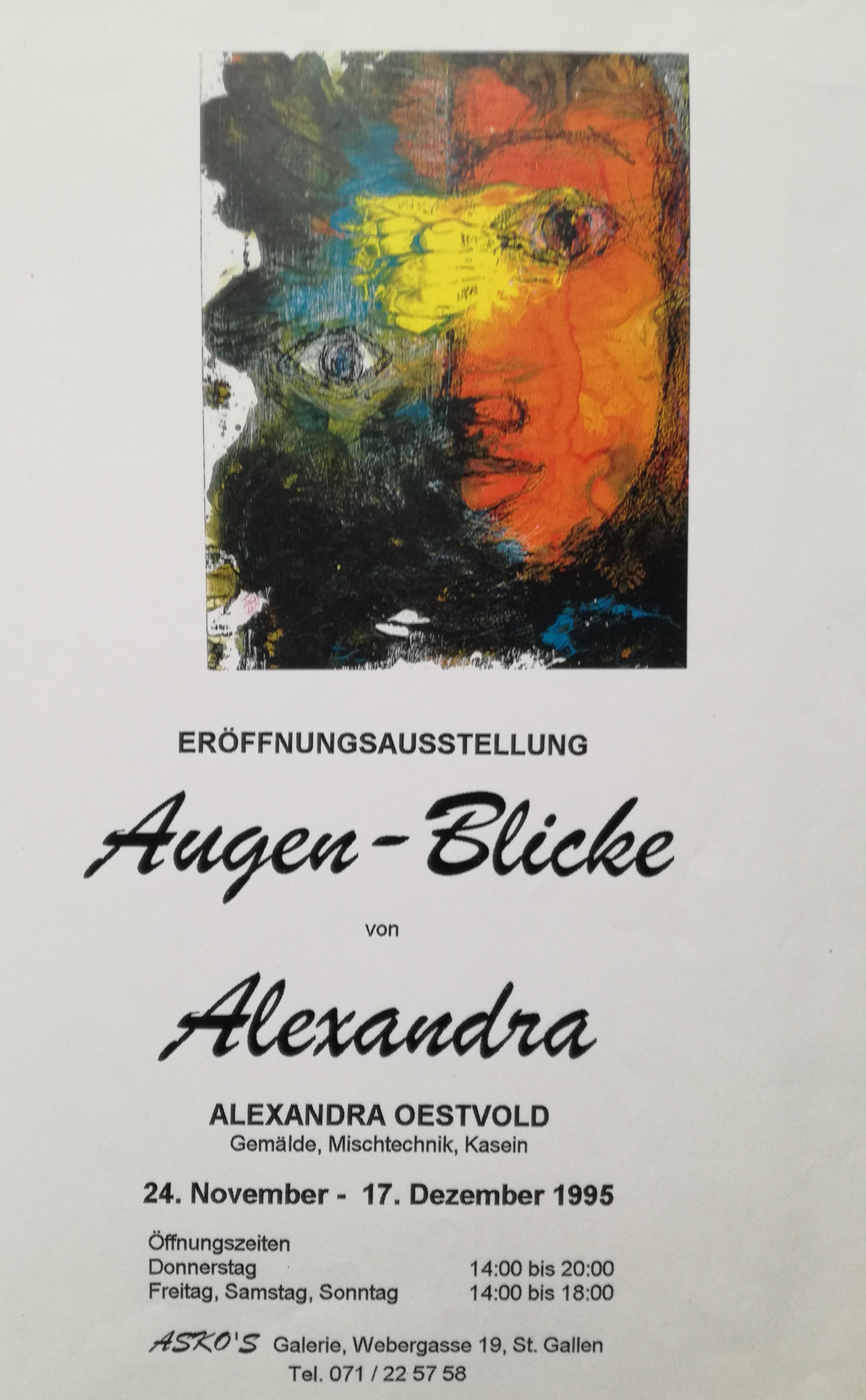 Asko's Galerie 1995