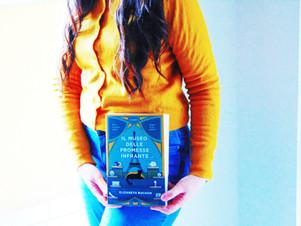 Il museo delle promesse infrante - di Elizabeth Buchan. Il libro di gennaio di #Ragazzitralepagine!