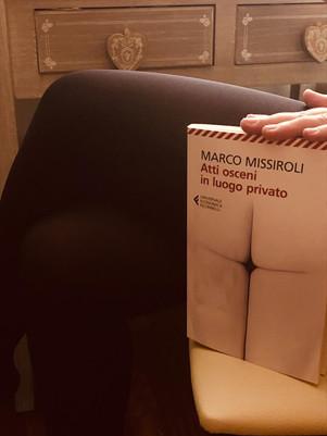 Atti osceni in luogo privato - di Marco Missiroli