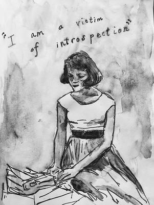 Lettera a Sylvia Plath - di Maria Capasso