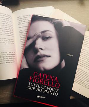 Tutte le volte che ho pianto - di Catena Fiorello