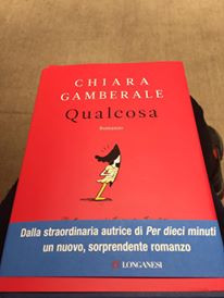 Qualcosa - di Chiara Gamberale