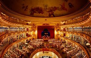 El Ateneo, la libreria più suggestiva di Buenos Aires