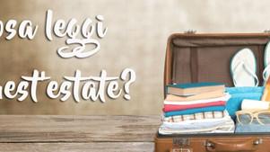 Una valigia senza un libro è una valigia vuota