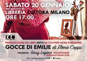 Gocce di Emilie da Cultora Milano!
