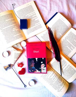 Diari - di Sylvia Plath. La ragazza abitata da un grido tra desiderio e paura di essere amata.