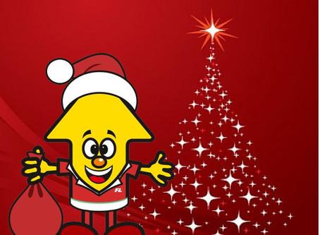 A Frilog deseja um Feliz Natal e um Ano repleto de muitas conquistas e realizações.