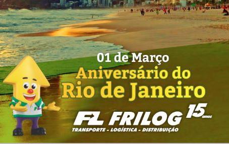 Parabéns Rio