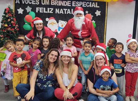 Natal Solidário, doe brinquedos