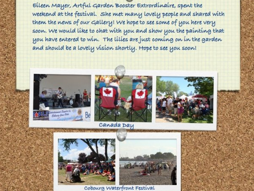 Canada Day in Cobourg! July 1, 2012