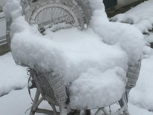 Snow-nami