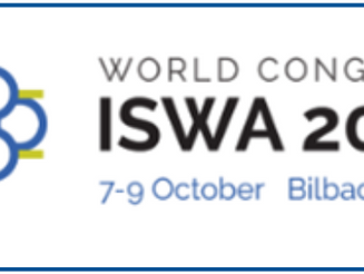 EucoLight presents at the ISWA 2019 World Congress