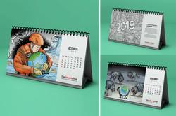 2019 The Jakarta Post Calendar