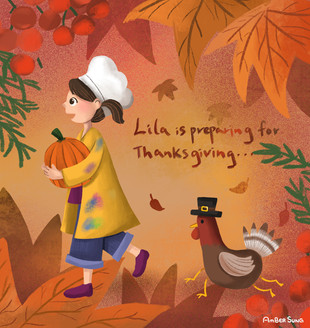 Lila's Thanksgiving