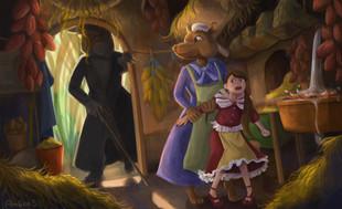 Thumbelina- Marry The Mole