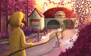 Just Like Other Stories- The Way to Chicken House