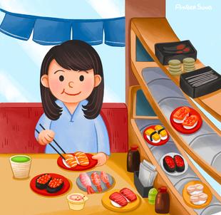 Sushi Paradise!