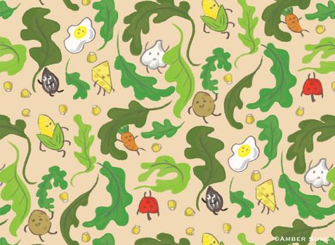 Salad Pattern