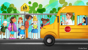 School Bus is Here!
