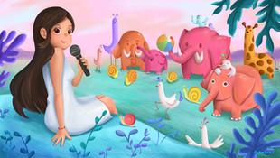 Jojo and Her Friends