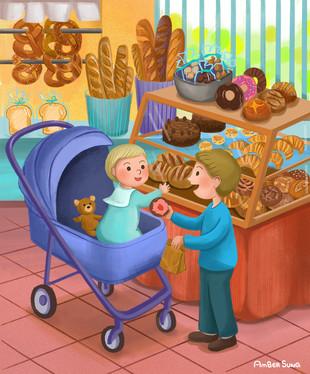 Bakery in Farmer's Market