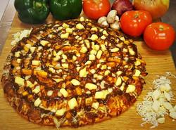 Poutine Pizza