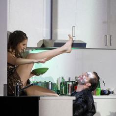 Die tote Stadt - Lucienne (Frank/Fritz: Andrzej Filonczyk), Staging: Simon Stone