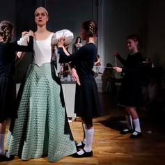 Fanny, wer will mir wehren zu singen, Staatsoper Berlin, Regie: Cordula Däuper