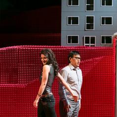 Die arabische Nacht - Fatima (Karpati: Jaeil Kim), Theaterakademie August Everding, Staging: Balázs Kovalik