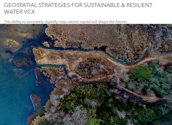 Geospatial Strategies for Sustainable an