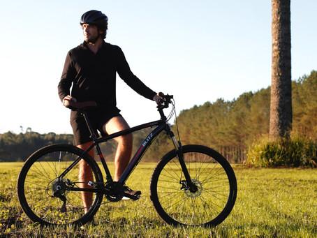 O que é uma bike híbrida?