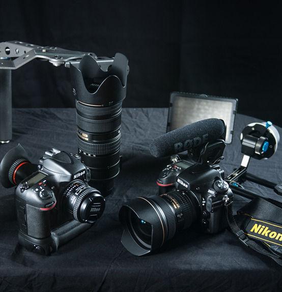 Business Video Shoot