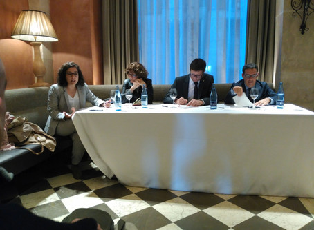 La legalitat del procés d'independència a debat, amb el conseller Mundó