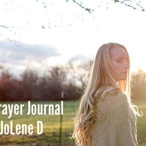 My Prayer Journal | 4.9.20 | Entry 4