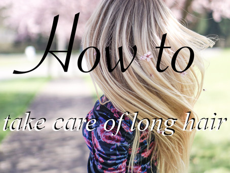 3-tips How I Maintain my Rapunzel Hair | How to Take Care of Long Hair
