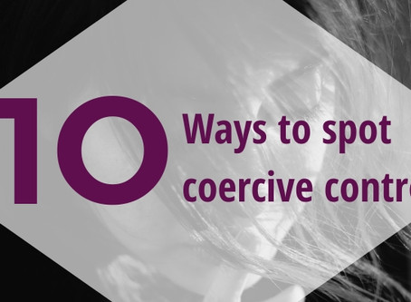 How to Recognise Coercive Control