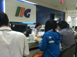 Danh sách điểm thi TOEIC tại Việt Nam