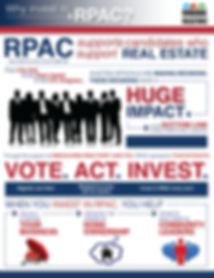Invest in RPAC and make a huge impact on Realtors and their customers