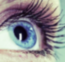 Blue eye on grey background 2015-3-21-0: