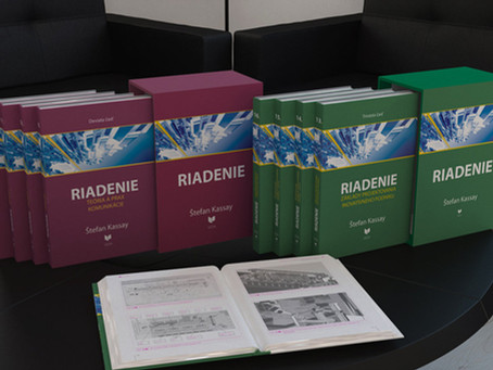 Edičný rad RIADENIE bohatší o osem publikácií