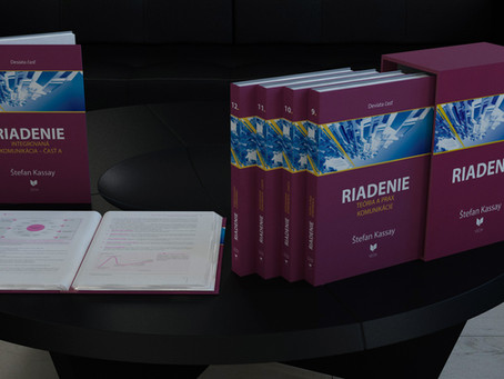 Tretí zväzok edičného radu RIADENIE už v distribúcii