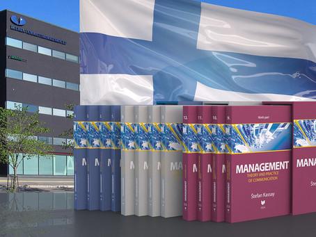 Edičný rad MANAGEMENT pre univerzity vo Fínsku