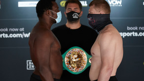 Povetkin vs Whyte 2: 'Rumble on the Rock' – A Preview