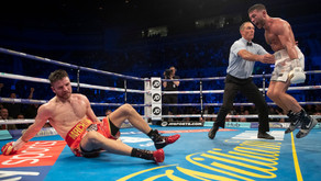 SCARFF LOOKING TO STOP FOWLER IN HIS TRACKS IN ENGLISH TITLE CLASH