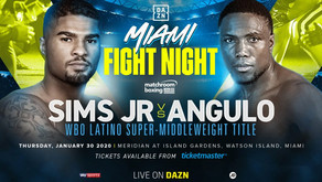 Preview: Angulo vs Sims Jr.