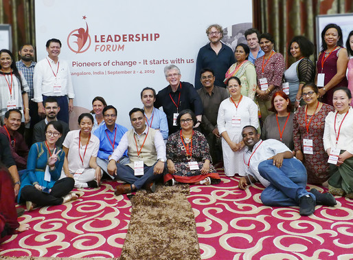 Leadership Forum 2019 - Presenting the Key Insights